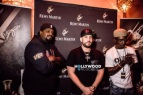 DJ Drama, Dre Tha Oneda and Frank Bank at the Remy Producers Season 4 LA Preliminary