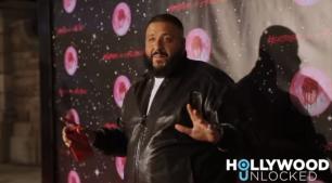 DJ Khaled at the HOAFM Album Release in LA