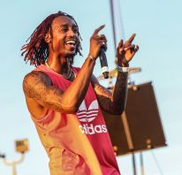 Marty Grimes at High Life Music Festival 2017