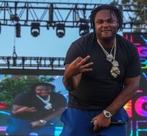 Tee Grizzley at High Life Music Festival 2017