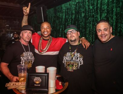 Xzibit and; Brass Knuckles Crew at High Life Music Festival 2017