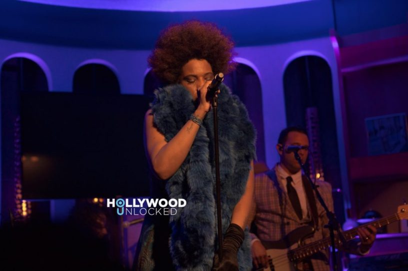 Macy Gray at The Peppermint Club