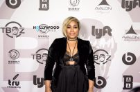 T-Boz at T-Boz Unplugged 2017 in LA