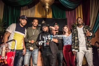 Tha Kracken and Judges at the Remy Producers Season 4 LA Preliminary