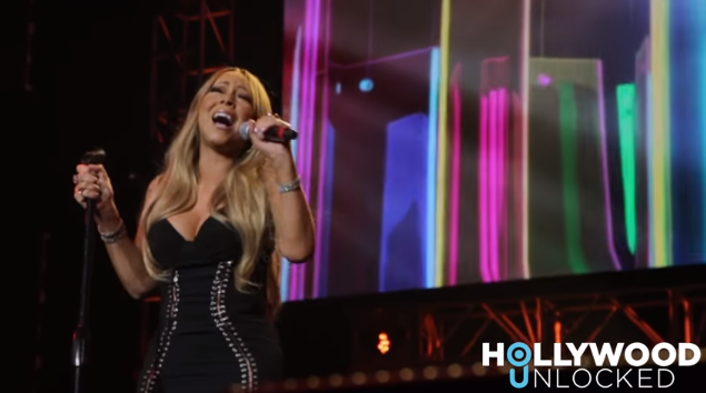 AHF World AIDS Day Concert - Mariah Carey