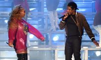 (GETTY) Coachella Weekend 2, Day 2 - Beyonce and JAY-Z