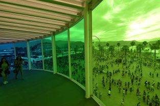 (GETTY) Coachella Weekend 2, Day 2 - Spectrum Tower