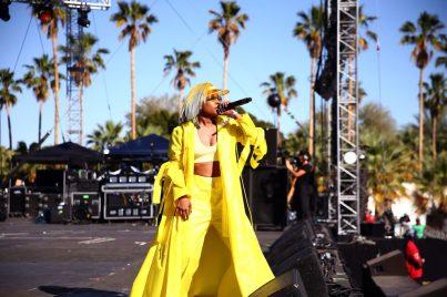 (GETTY) Coachella Weekend 2, Day 3 - Dej Loaf