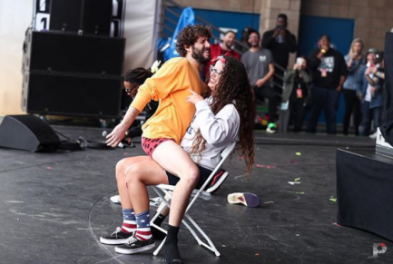 Lil Dicky at Powerhouse 2018
