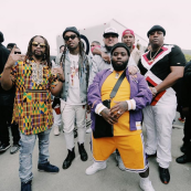 Lil Jon, Ty Dolla $ign, 24HRS, DJ Felli Fell and E-40 at Powerhouse 2018