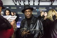 Mopreme Shakur at the 'Unsolved' Series Premiere
