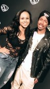 Natalie Nichole and Nick Cannon