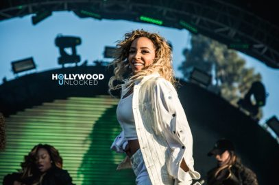 Tinashe at Shaun White's 2018 Air + Style Festival