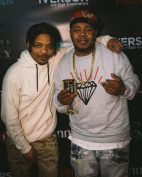 Twista at The Allen Iverson All Star Experience